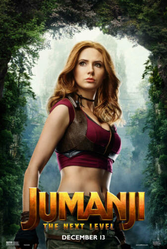 Karen Gillan Jumanji The Next Level Movie 32x48 27x40 24x36 Poster 1133
