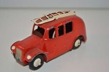 Dinky Toys 250 fire truck in repainted condition