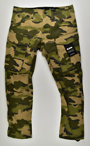 G-STAR-RAW-Rovic-Qane-3D-Tapered-Cargohose-Camouflage-Berge-AO-Jeans-W34-L36