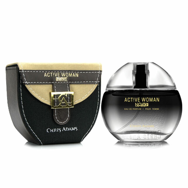 LADIES FRAGRANCE CHRIS ADAMS ACTIVE CA WOMAN PERFUME 80 ML EDP WOMEN SCENT GIFT