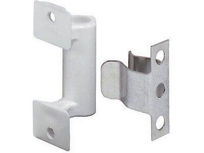2 PART SPRING CATCH FOR CUPBOARD DOOR CARAVAN BOATS MOBILE  HOME C00726