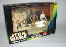 Star Wars POTF Cinema Scene Purchase of the Doids 3 pk MIP 1997   1014
