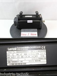 Lenze-MDSKARS071-22-Servo-Motor-Servo-Motors