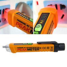 PM8908C 50-60Hz AC 12-1000V Non Contact Voltage Tester Pen Circuit Detector