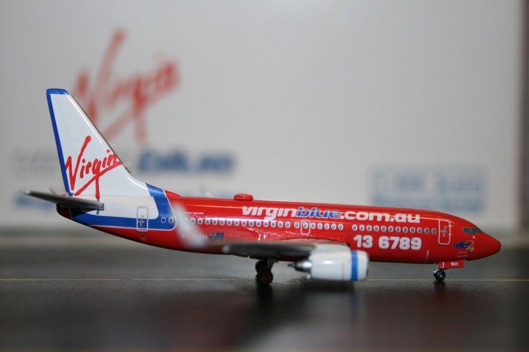 Phoenix 1 400 virgin Blau boeing 737-700 vh-vbh (ph4voz326) sterben mit modellflugzeug