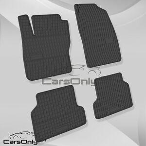 neu gummi fu matten ford focus ii 2004 2011 gummimatten. Black Bedroom Furniture Sets. Home Design Ideas