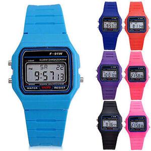 Cool-Men-Women-Kids-Electronic-LED-Digital-Multifunction-Sports-Wrist-Watch-Gift