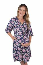 da6cc433d89a6 Baby Be Mine Maternity Labor Delivery Nursing Robe Hospital Bag Must Have  Eve