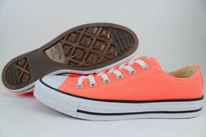 get cheap bed07 5d4dc Image is loading CONVERSE-ALL-STAR-CHUCK-TAYLOR-OX-HYPER-ORANGE-