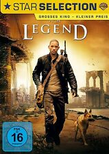 I Am Legend - Will Smith - DVD - OVP - NEU