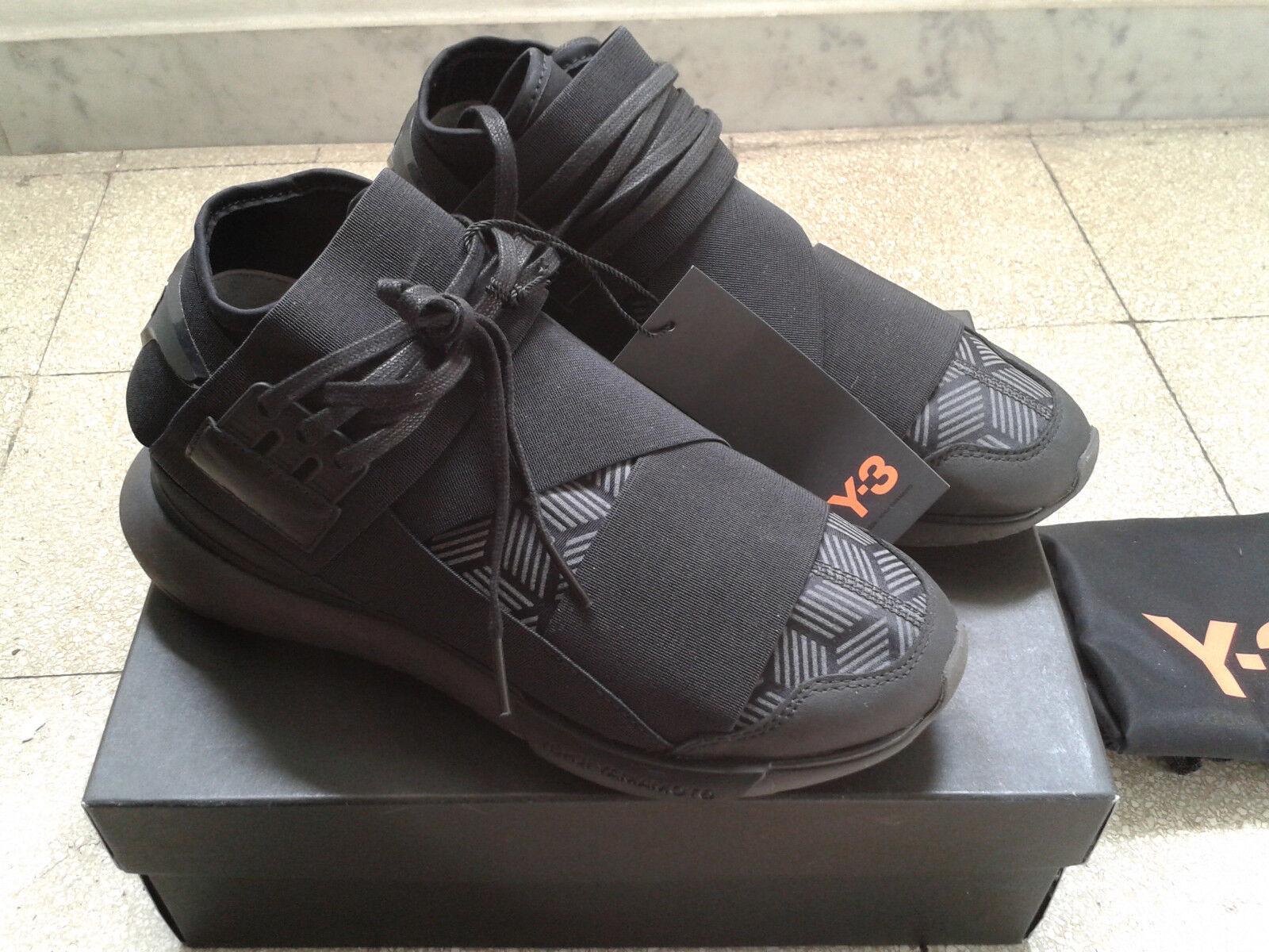 huge selection of d7f25 7ef23 Adidas Y-3 Qasa High Primeknit Yamamoto S82123 nuove mai indossate  indossate indossate 4d6cc8