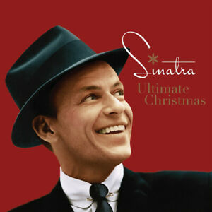 Frank-Sinatra-ULTIMATE-CHRISTMAS-602508168239-New-Green-Colored-Vinyl-2-LP