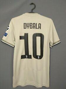 Dybala Juventus Jersey 2018 2019 Away Size XS Shirt Soccer Adidas CF3488 ig93