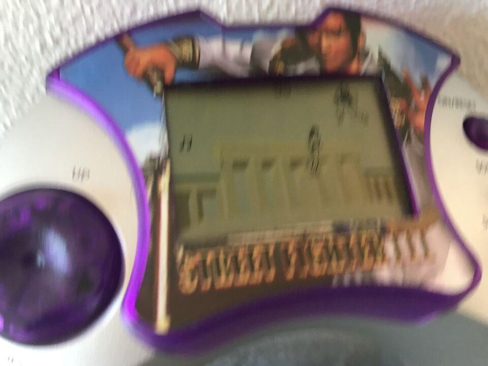 Street Fighter III (Bip-Bip spil), andet