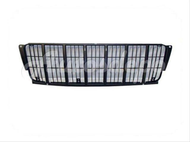 For 1999-2003 Jeep Grand Cherokee Grille Insert Material Black