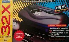 Sega 32X Great Condition Fast Shipping