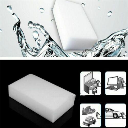 20 x Magic Cleaning Sponge Eraser Stain Remover Melamine Foam FREE POSTAGE!