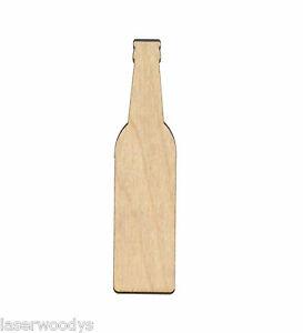 Bottle-of-Beer-Unfinished-Wood-Shape-Cut-Out-BB3706-Crafts-Lindahl-Woodcrafts