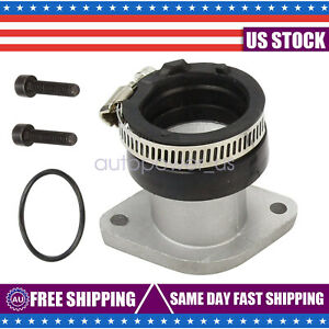 NewYall Intake Manifold Carburetor Boot for Yamaha2005 2006 YFM250 Bruin 1999 2000 2001 2002 2003 2004 YFM250 Bear Tracker