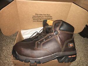 Men's Timberland Anti Fatigue Steel Toe