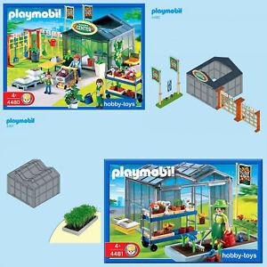 Playmobil Garden Centre Greenhouse 4480 4481 4482 4484 Spare