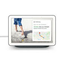 Google Nest Hub - Smart Display mit Sprachsteuerung - Karbon