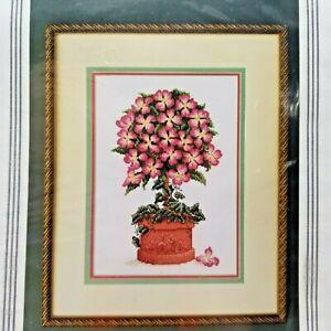 Counted-Cross-Stitch-Kit-Pink-Dogwood-Topiary-StitchWorld-20-150