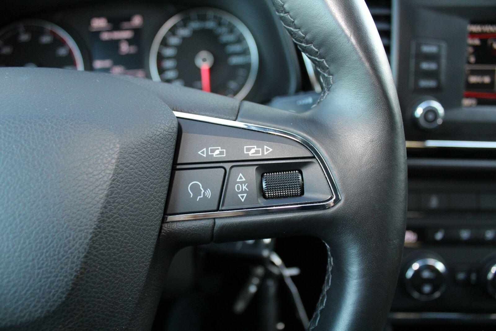 Seat Leon 1,0 TSi 115 Style ST - billede 10