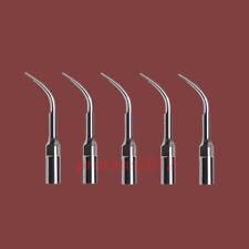 5 Dental Ultrasonic Piezon Scaler Tips Fit Emswoodpecker Handpiece G4 Jy