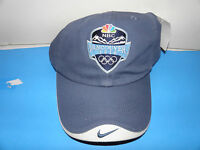 Vancouver 2010 Nbc Official Logo Hat (nwt)