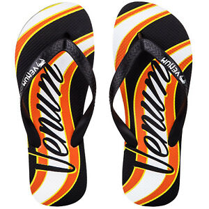 8169f3f2eff29 Details about Venum Cutback Sandals MMA Flip Flops BJJ Martial Arts  Kickboxing Muay Thai