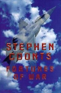 Stephen-Coonts-Fortunes-of-War-FICTION-Hardcover-1998-First-Edition