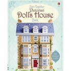 Slot Together Victorian Dolls House Milbourne Ablett Usborne Kit 9781409595434