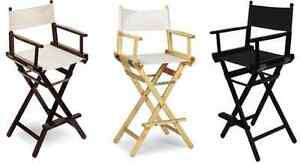 Sedia sgabello wood director trucco makeup MOD. REGISTA stool chair design make