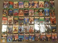 Fighting Fantasy ***1-50 ORIGINAL PUFFIN!!*** Steve Jackson Ian Livingstone