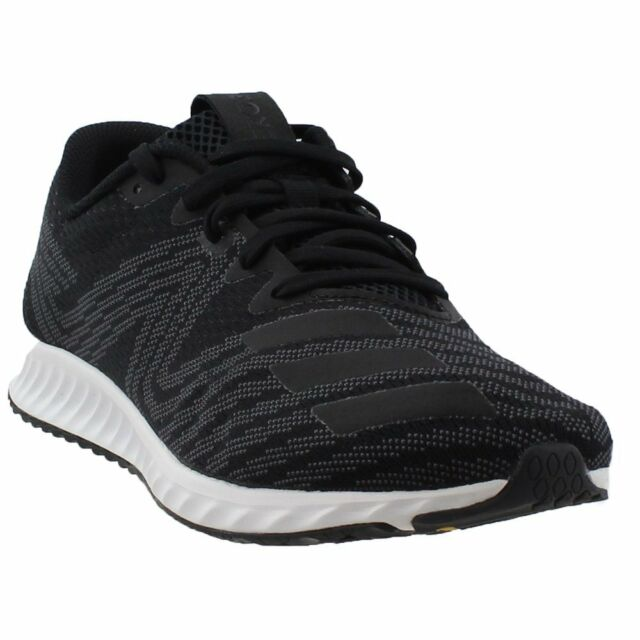 buy popular e086b 3df34 adidas Aerobounce Pr Running Shoes - Black - Mens