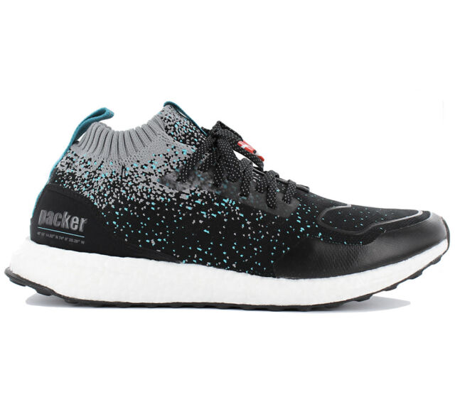 c7de5f9a928 Adidas Consortium Ultraboost mid S.E.Solebox x Packer Trainers Shoes Cm7882