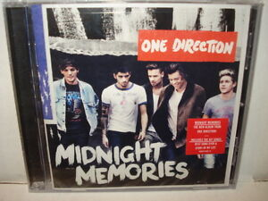 One-Direction-Midnight-Memories-Audio-CD-New-Sealed