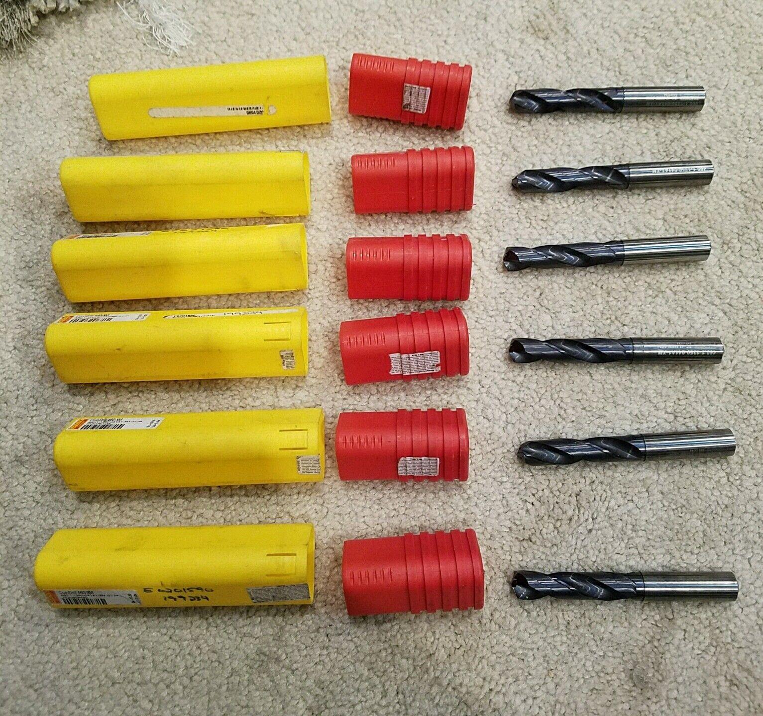Sandvik Coromant 460.1-1710-077A1-XM GC34 CoroDrill 460 Solid Carbide Drill for Multi-Materials 5xD 0.6732 6762799 0.6732