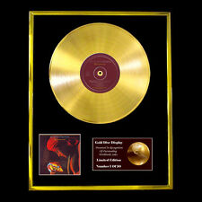 ELO (ELECTRIC LIGHT) DISCOVERY CD GOLD DISC  FREE P&P!