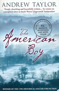 The-American-boy-by-Andrew-Taylor-Paperback-Expertly-Refurbished-Product