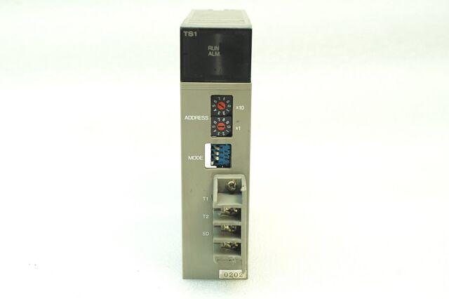 FUJI ELECTRIC PLC MICREX-F T-LINK SLAVE MODULE NC1L-TS1