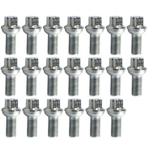BAPMIC-20-x-Wheel-Bolts-for-Mercedes-W204-W211-W212-S212-C207-R172-9905107