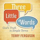 Three Little Words : God's Truth in Simple Terms by Terry Ferguson (2014, Paperback)