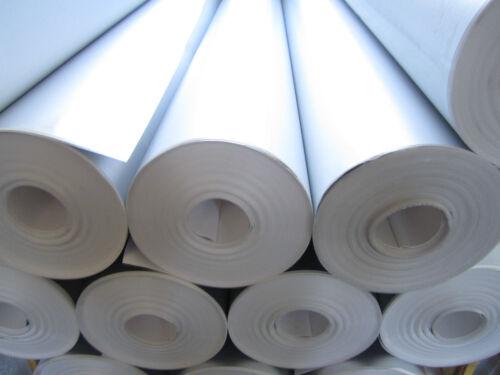 1,333€//m² 75m²//Rolle Milchtütenpapier Abdeckpapier Alu besch 350g//m² *ca