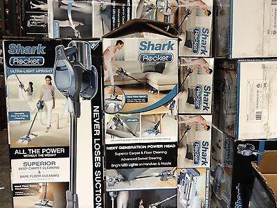 Shark Rocket UV450 Ultra-Light Upright Handheld Swivel Multi-Floor Genie Vacuum