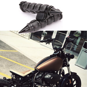 Motorcycle 1/'/' Hand Grips Handlebar Fit for Harley 883 XL 1200