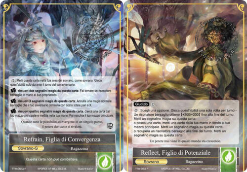 Child of Potential FoW TTW-063 R Eng Reflect Child of Convergence Refrain