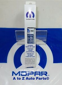 Details about Dodge Challenger, Charger, Jeep INDIGO or OCEAN BLUE (PBM)  Touch Up Paint, OEM