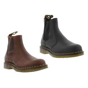 f8e8ed6cdb2 Details about Dr Martens 2976 Premium Carpathian Leather Mens Chelsea Boots  Size 7-13